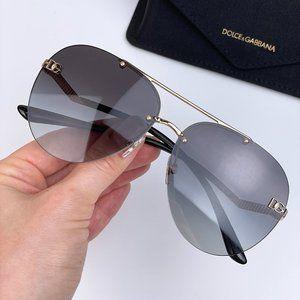 🔥 D&G Sunglasses DG2272 02/8G  Women